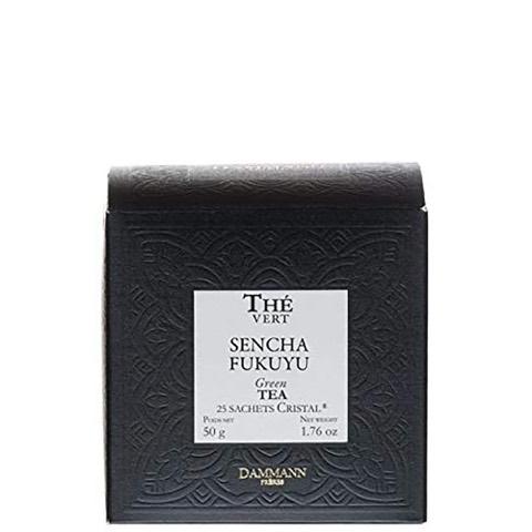 Tè Verde The Vert Sencha Fukuyu Dammann Freres Confezione 25 Sacchetti