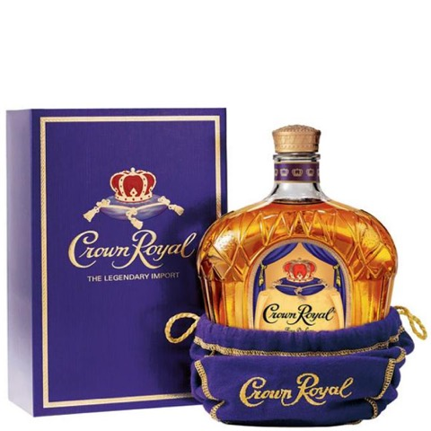 Whisky Crown Royal 70 Cl