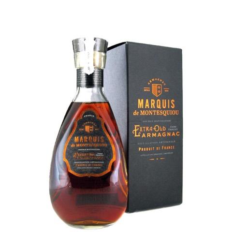 Armagnac Extra Old Marquis de Montesquiou 70 Cl in Astuccio