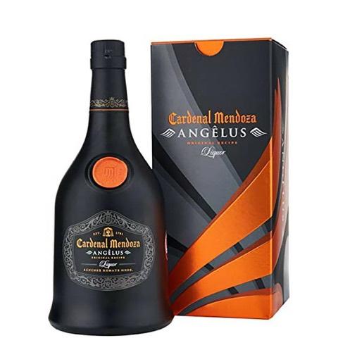 Liqueur Angelus Orange Cardenal Mendoza 70 Cl