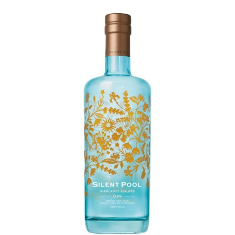 Gin Intricately Realised Silent Pool 70 Cl.