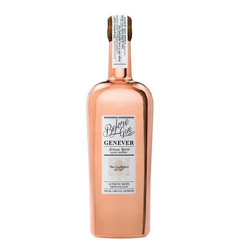 Gin Holland Before Genever De Borgen 70 Cl