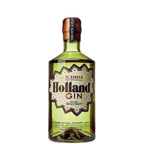 Gin Holland Small Batch Distilled De Borgen 70 Cl