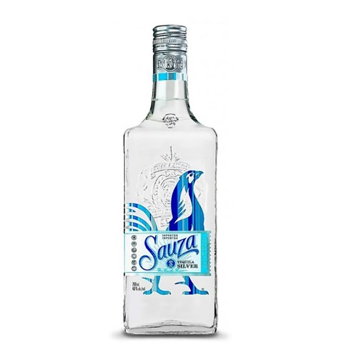 Tequila Silver Suaza 70 Cl