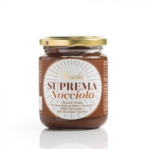 Crema Suprema di Cioccolato al Latte e Nocciole Venchi 250 gr