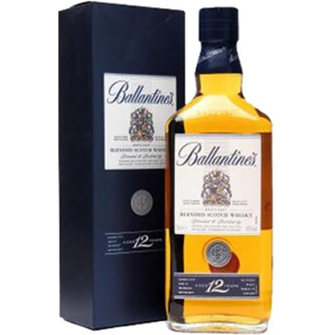 Whisky 12 Years Ballantines 70 Cl