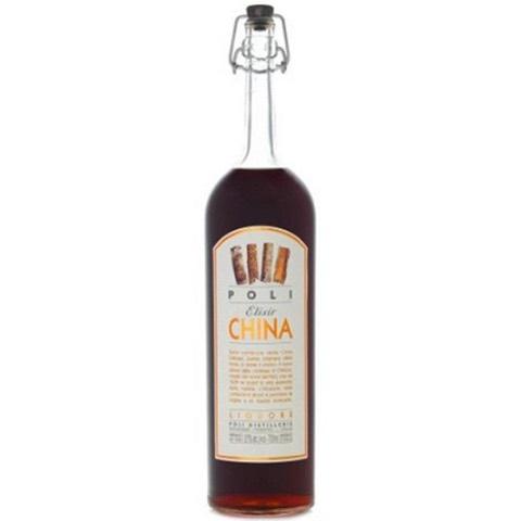 Liquore Elisir China Distillerie Poli 70 Cl