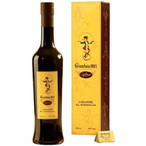 Liquore al Gianduia Caffarel 50 Cl