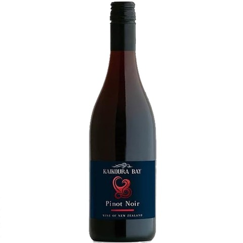 Pinot Noir New Zealand Kaikoura Bay 2016