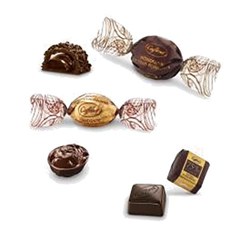 Cioccolatini I Love Fondente Assortiti Caffarel 1 Kg