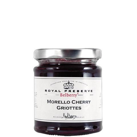 Confettura Amarena Morello Cherry Royal Reserve Belberry 215 Gr