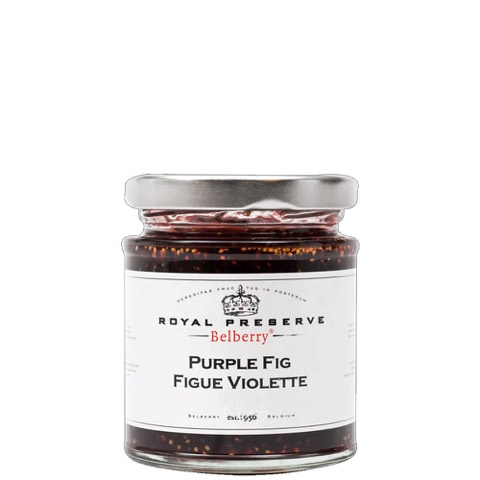 Confettura Fichi Scuri Purple Fig Royal Reserve Belberry 215 Gr