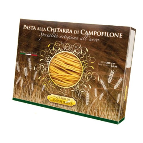 Pasta alla Chitarra di Campofilone L'oro di Campofilone Gr.250