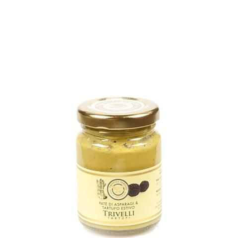Patè di Asparagi e tartufo Estivo Trivelli 90 Gr