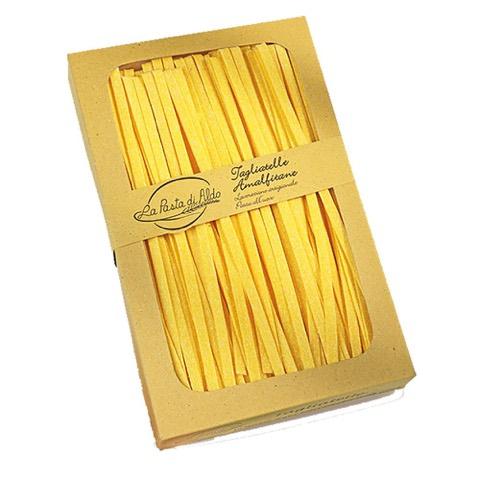 Tagliatelle Amalfitane Pasta Secca All'uovoLa Pasta di Aldo 250 Gr