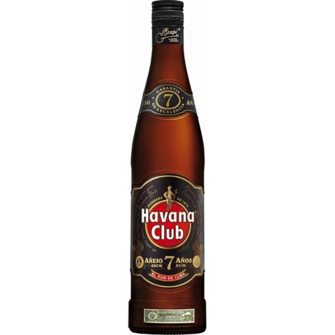 Rum 7 Years Havana Club 700 Ml
