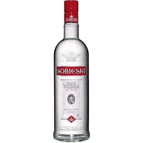 Vodka Premium Sobieski 70 Cl