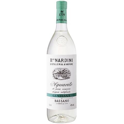 Aquavite di Vinaccia alla Genziana Distilleria Nardini 1 Lt