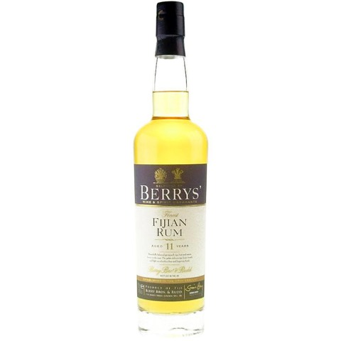 Rum Fijian 11 Years  Old Berry Bros & Rudd 70 Cl