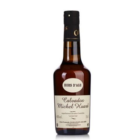 Calvados Hors D'Age Le Pertyer Michel Huard Guillouet-Huard 35 Cl