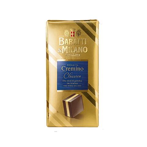 Tavoletta Cremino Classico Baratti & Milano 100 Gr.