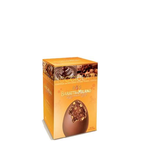Uovo Nocciolato Gianduja Baratti & Milano 120 Gr