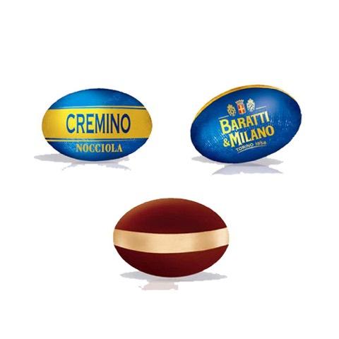 Ovetti di Cioccolato Cremino alla Nocciola Baratti & Milano Confezione 500 Gr