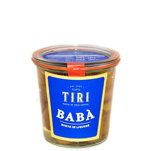 Babà al Rhum Tiri Confezione 550 Gr