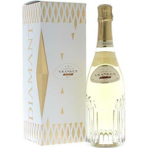 Champagne Brut Diamant Vranken in Astuccio