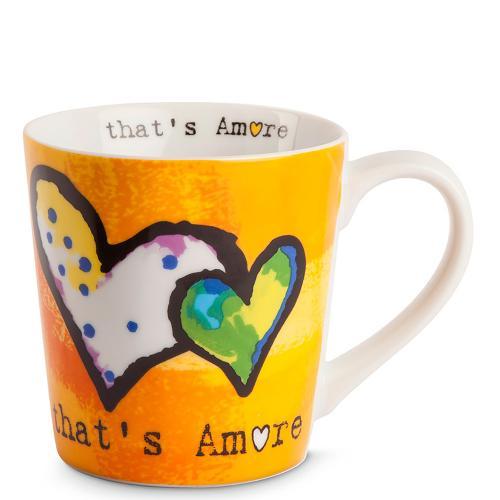 Mug That's Amore Arancio Egan