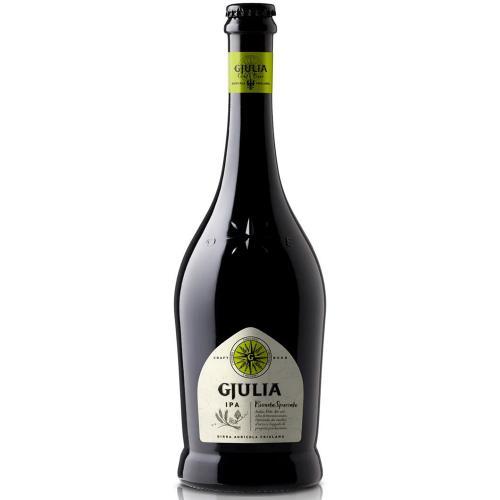 Birra Agricola Friulana Bionda Italia Pale Ale IPA Birrificio Gjulia 75 Cl