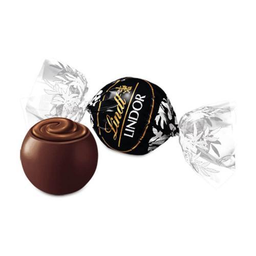 Praline con Cioccolato Fondente extra Ripieno al Cacao e Granella di Cacao Lindt 1 kg