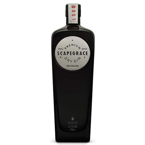 Gin Premium Dry Classic Small Batch New Zeland Scapegrace 70 CL