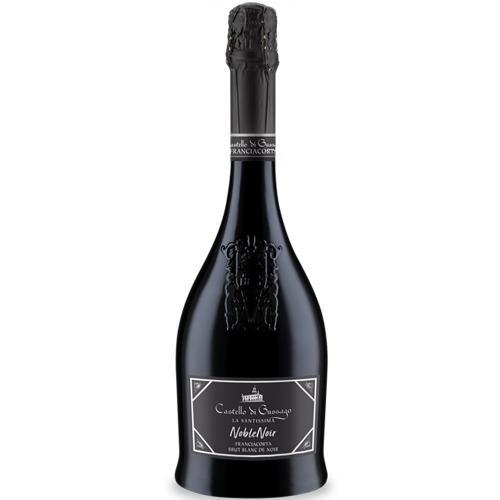 Franciacorta Brut Blanc de Noir Noble Noir La Santissima Castello di Gussago