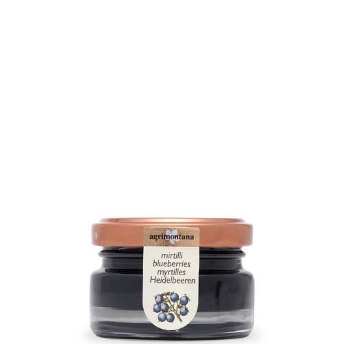 Confettura extra di Mirtilli selvatici Agrimontana 42 gr