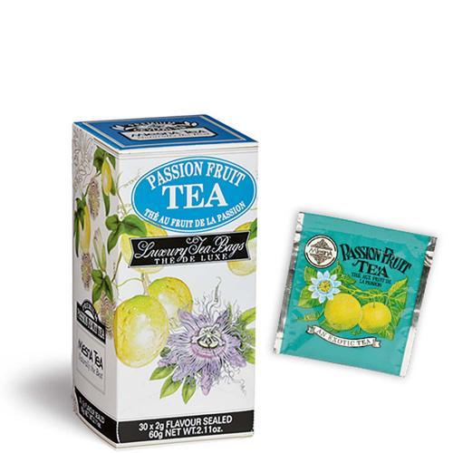 Tè The Premium Passion Fruit Ceylon Tea Mlesna Confezione 30 Filtri