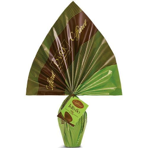 Uovo di Cioccolato Fondente 75 % Caffarel 230 Gr