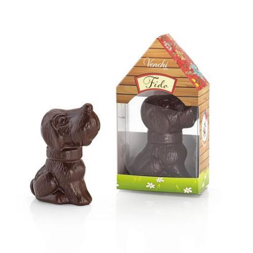 Cuccioli Fido di Cioccolato Extra Fondente Venchi in 60 gr.