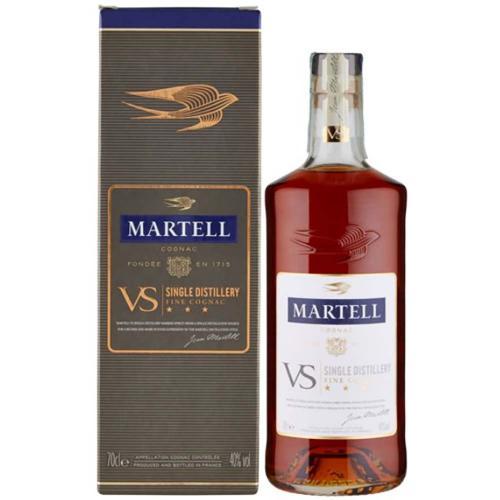 Cognac VS Martell 70 Cl