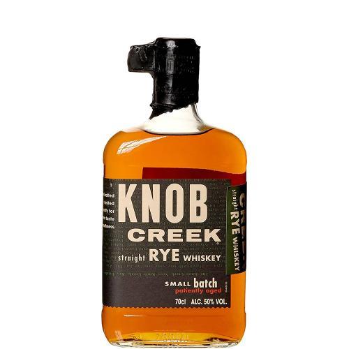 Whiskey Bourbon Kentucky Straight Rye Small Batch Knob Creek 70 Cl