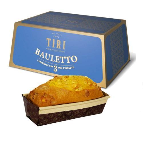 Bauletto Caffé e Cioccolato Bianco Tiri 450 Gr
