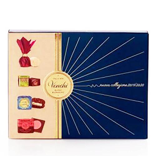 Cofanetto Cioccolatini Assortiti Le Novità Venchi 200 Gr