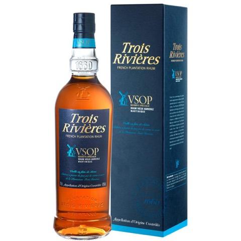 Rum Old Agricole Martinique VSOP Reserve Speciale Trois Rivieres 70 Cl in Astuccio