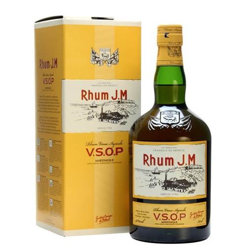 Rum Rhum Vieux Agricole Martinique V.S.O.P. J.M 70 Cl