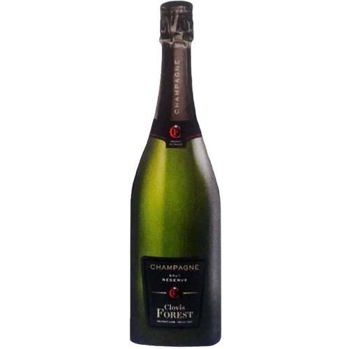 Champagne Brut Reserve Clovis Forest