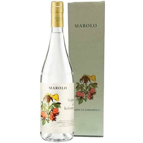 Grappa di Barbaresco Marolo 70 Cl in Astuccio