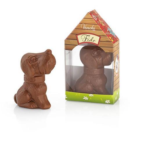 Cuccioli Fido di Cioccolato al Latte Venchi in 50 gr.