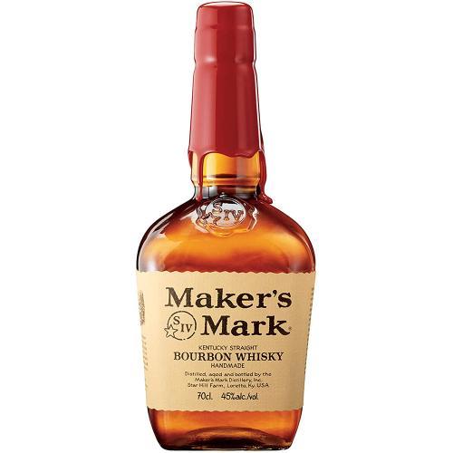 Whisky Bourbon Kentucky Straight Maker's Mark 70 Cl