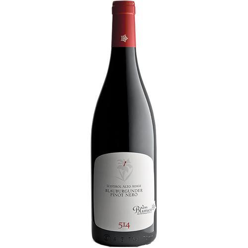 Pinot Nero Blauburgunder Alto Adige Von Blumen 2018