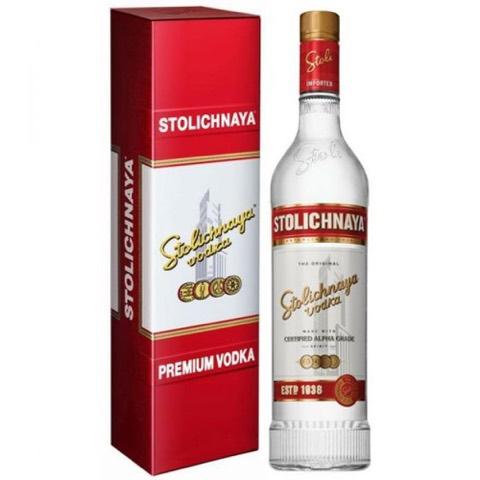 Vodka Stolichnaya 70 Cl